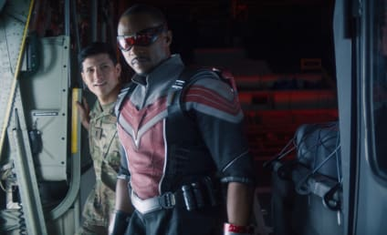 The Falcon and The Winter Soldier Season 1 Episode 2 Review: The Star-Spangled Man