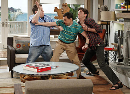 Watch Two and a Half Men Season 9 Episode 18 Online