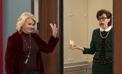 Watch Murphy Brown Online: Season 11 Episode 8
