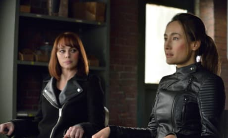 Nikita and Amanda