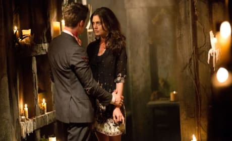 Elijah with Hayley