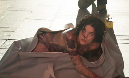 Blindspot Season 1 Episode 1 Review: Pilot