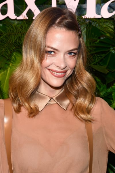 Jaime King Attends Event