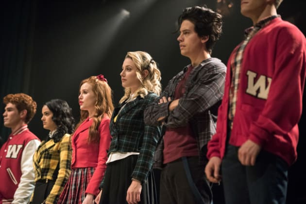 Cast Lineup - Riverdale Season 3 Episode 16