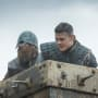Ivar Defends Tall - Vikings Season 5 Episode 20