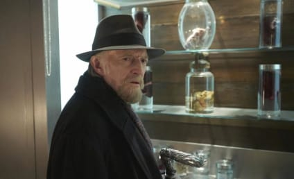 Watch The Strain Online: Season 3 Episode 10