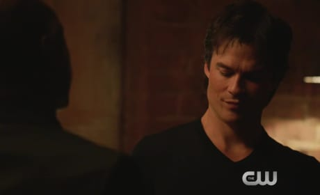 The Vampire Diaries Sneak Peek: Cade Threatens Damon