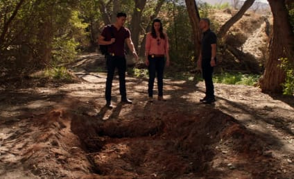 CMBB Sneak Peek: Almost-Dead Man Walking!
