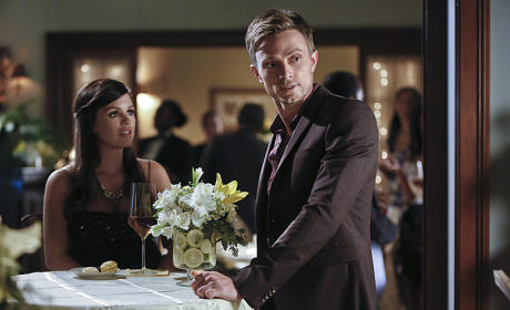 Tense Conversation - Hart of Dixie Season 4 Episode 10