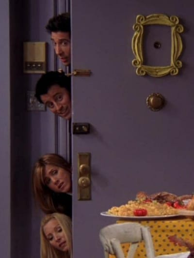 Locked Out - Friends Season 10 Episode 8