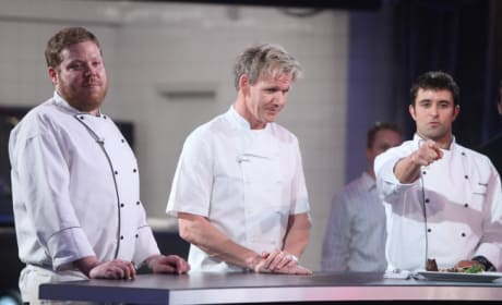 The Final Two Chefs