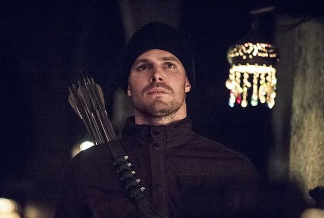 Ready! - Arrow Season 3 Episode 15