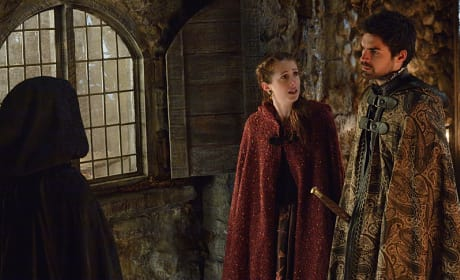 """Reign Photos from """"Mercy"""""""