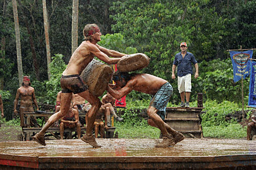 Sumo'an Mud Challenge