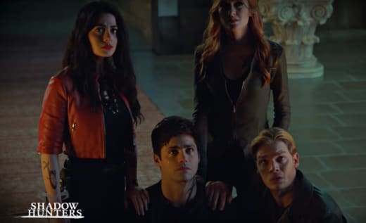I Can't Lose You: Season 3B Official Trailer - Shadowhunters