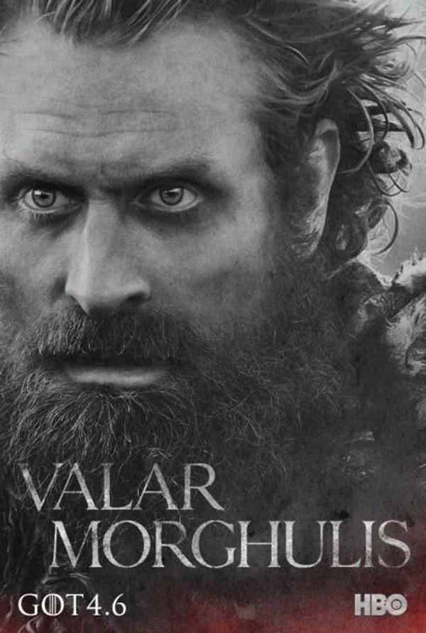 Kristofer Hivju as Tormund Giantsbane