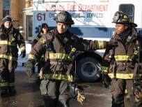 Greg replace long - Chicago Fire Season 9 Episode 8