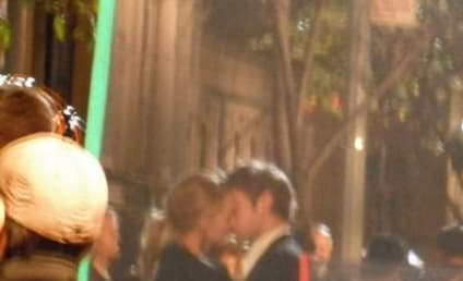 Gossip Girl Spoilers: Serenate Set Smooch?
