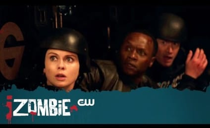 iZombie Sneak Peek: First Look at Season 3!