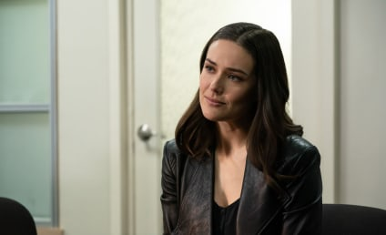The Blacklist Season 7 Episode 13 Review: Newton Purcell