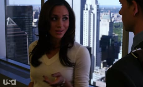 Suits Final Season Trailer is Heavy on Meghan Markle and Patrick J. Adams