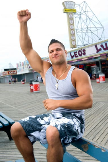 Ronnie Magro Pic