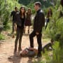 Hayley and Klaus - The Originals Season 2 Episode 2