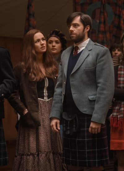 Times of Trouble - Outlander Season 4 Episode 3