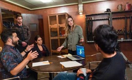 Blindspot Season 5 Episode 6 Review: Fire & Brimstone