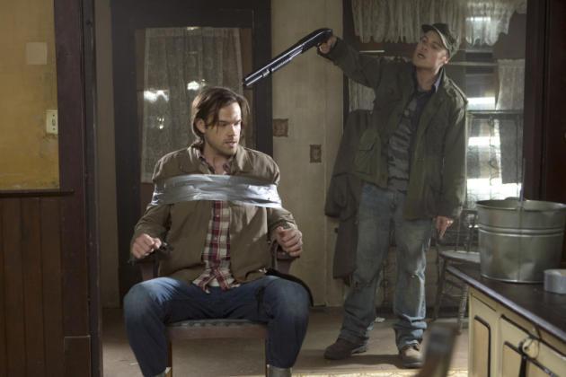 Shotgun to Sam's Head
