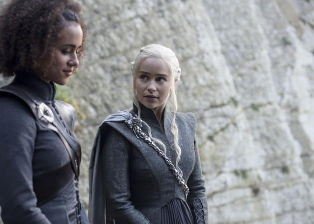 Smile Time - Game of Thrones Season 7 Episode 4