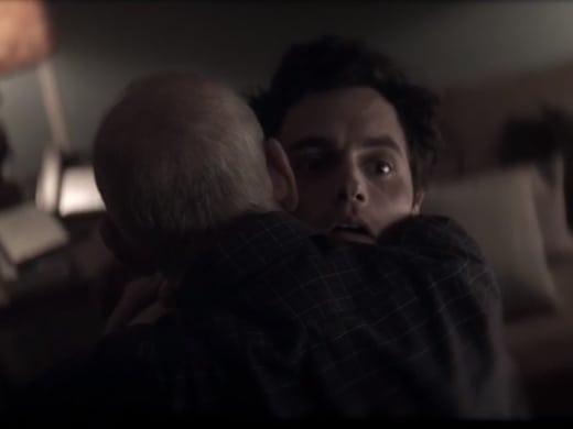 Joe and Mooney - YOU Season 1 Episode 9