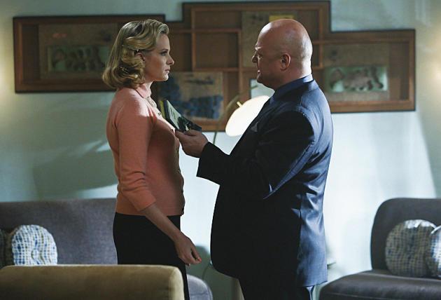 Savino Confronts Laura