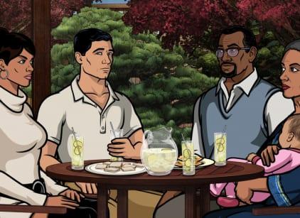 Watch Archer Season 6 Episode 8 Online