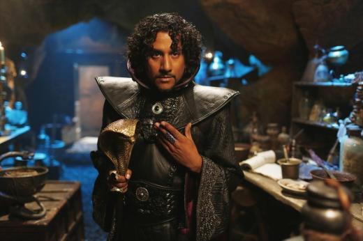 Jafar Faces Off