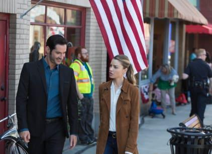 Watch Lucifer Season 2 Episode 1 Online