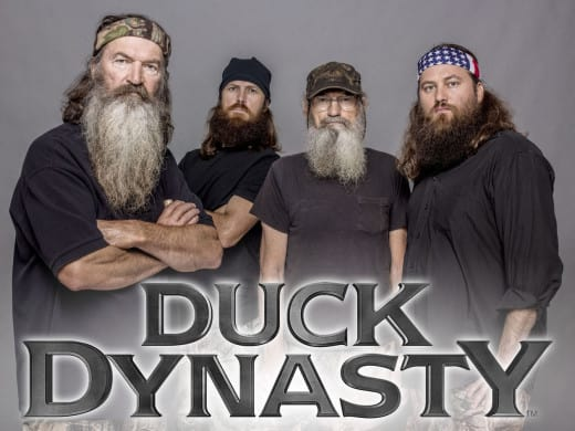 Duck Dynasty Men