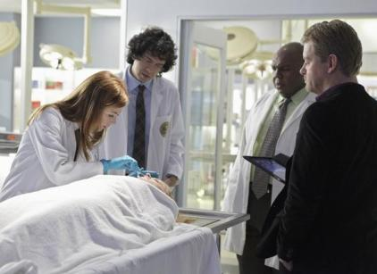 Watch Body of Proof Season 2 Episode 6 Online