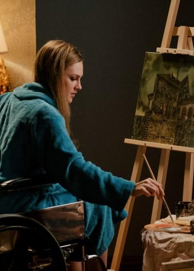 Annie Paints - Tall