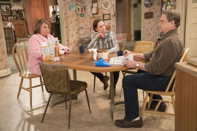 Deciding What To Do - Roseanne Season 10 Episode 6