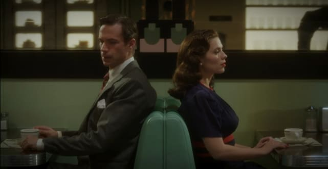 More Peggy and Jarvis Scenes