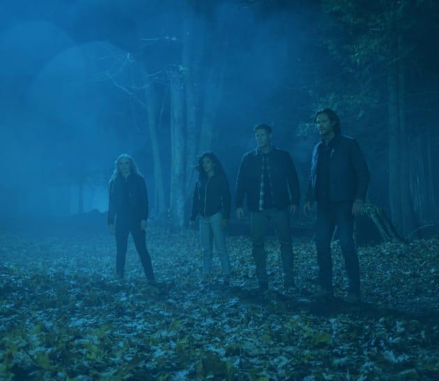 Winchester Bros Lurking in the Dark - Supernatural Season 13 Episode 10