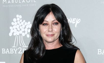 Shannen Doherty Joins Former Castmates for BH90210