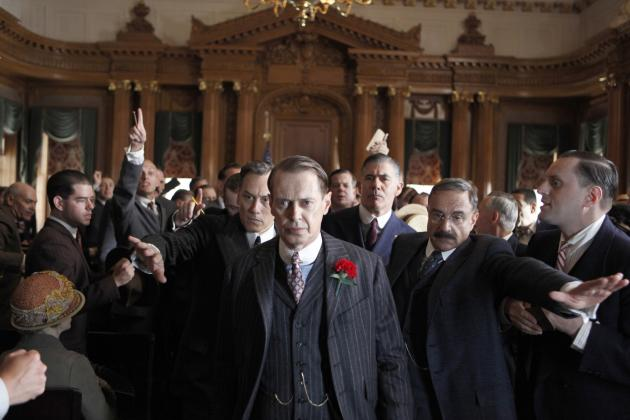Nucky on the Move