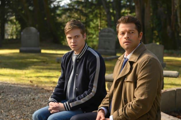 Just a Talk - Supernatural Season 14 Episode 20