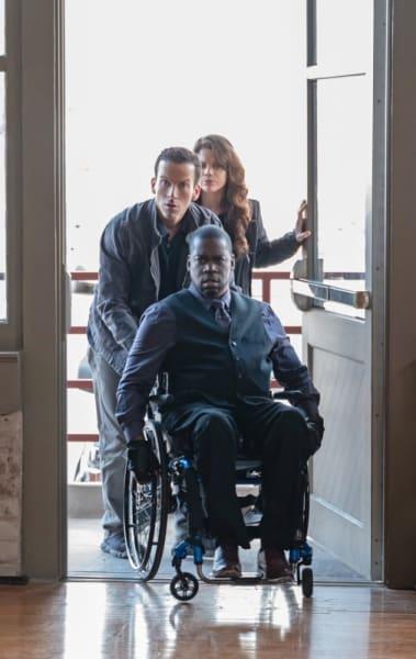 Back Home - NCIS: New Orleans Season 5 Episode 18