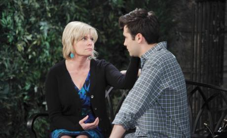 Has Sonny finally had enough of Will?