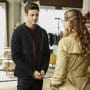 Barry Asks Kara For Help - Supergirl Season 2 Episode 8