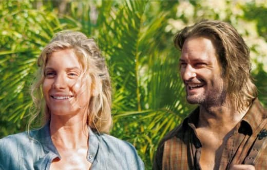 Juliet and Sawyer