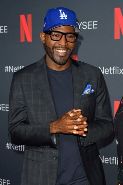 Karamo Brown Promotes Queer Eye